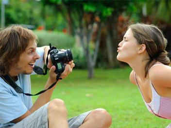 25個推薦和攝影人交往的理由,妹子們快來找個攝影男友吧!