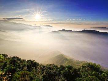 新竹 攝影 私房 景點 分享:消失的雲海 相思園