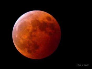 65x 光學變焦有多強?用 Canon PowerShot SX60 直擊月球表面