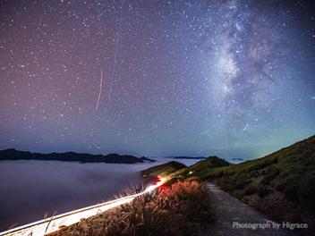 【攝影擂台】:捕捉天空的河流–銀河美圖大募集