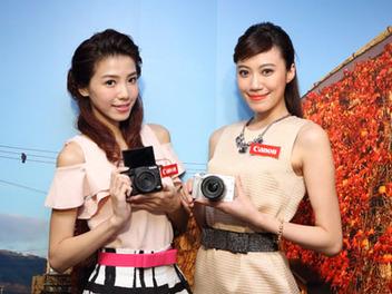 Canon EOS M3新一代微單眼相機登台,單鏡組售價20,900元