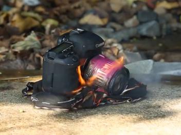 嚴酷大挑戰!徹底挑戰Canon EOS 7D的耐用極限