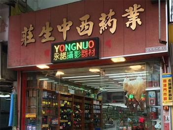 到中藥材店買鏡頭?!永諾香港官方零售店,令人傻眼的複合式經營