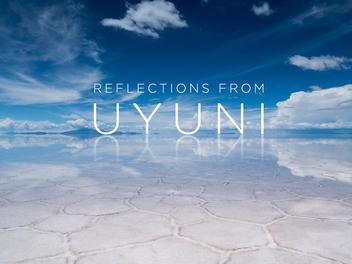 當縮時攝影遇上天空之鏡,世界最大鹽沼的絕美震撼!