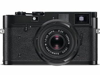 Leica Summicron-M 35mm f/2 ASPH.霧黑版廣角鏡頭 /Leica Summilux-M 50mm f/1.4 ASPH.霧黑版標準鏡頭