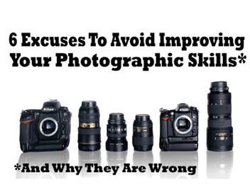 別讓這6句話成為你停止學攝影的藉口