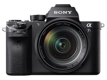 沒有預警,Sony突然發佈微單新機α7s Ⅱ