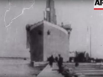 美聯社公開55萬珍貴歷史影像-連真實的鐵達尼號影像都有!