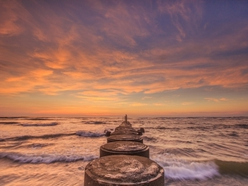 新竹 攝影 私房 景點 分享:廢棄漁港 鳳坑漁港