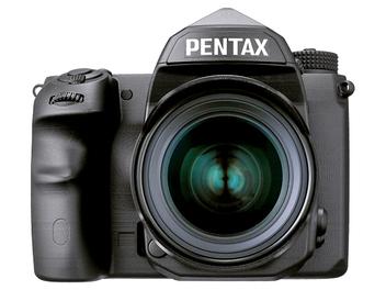 PENTAX首款全幅數位單眼相機K-1將於明年正式面世