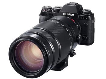 正式進入望遠時代 FUJIFILM發佈100-400鏡頭