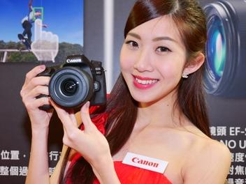 45 點對焦 7fps 連拍,Canon EOS 80D 中階機與二代 18-135mm IS USM 聯袂上市