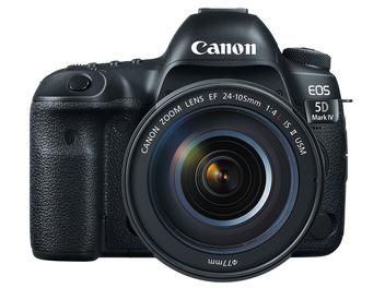 全面預購:Canon 5D Mark IV、EF 16-35mm f/2.8L III、EF 24-105mm f/4L IS II