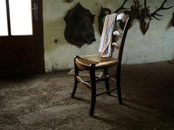 我們終將在無聲中老去,法國攝影師用鏡頭記錄時光無情的流逝