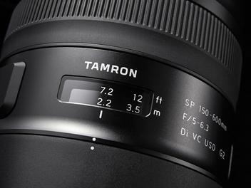 自動對焦速度更快更準、同時實現4.5檔光學防震 TAMRON P 150-600mm F5-6.3 Di VC USD G2(A022)正式發佈!