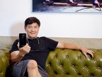 劉振祥╳ASUS ZenFone 3