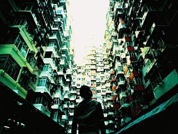 日本攝影師 Yoshitaka Goto:仿佛走入電影世界的科幻奇想
