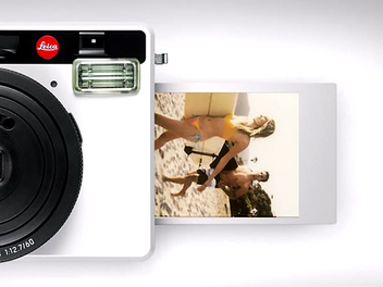 最便宜的Lieca相機,Leica正式發佈拍立得相機Sofort
