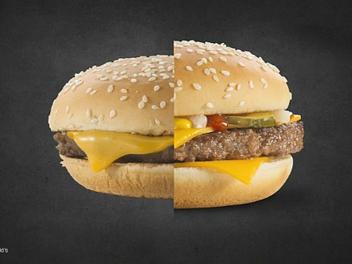 告訴你麥當勞的廣告「照騙」是怎麼拍出來的?