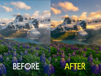 攝影師幫你整理後期思路,學會影調和色彩控制