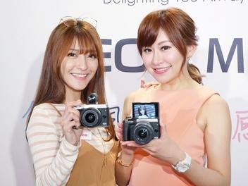 Canon EOS M6 登場:2,420 萬畫素、Dual Pixel 雙相素對焦、7fps 連拍並搭載前後雙滾輪上市