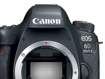 2620 萬畫素、45 點十字對焦,Canon 6D Mark II 正式登場