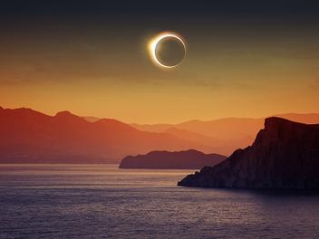 超級日全蝕 絕美再現 –跟著專業攝影師第一次拍日全蝕就上手!