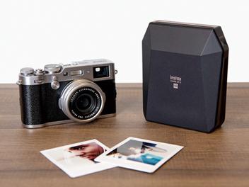 富士發表instax SHARE SP-3印相機 賦予相片純「正」創意