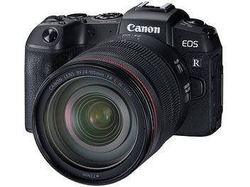 4萬晉升全片幅微單!Canon EOS RP正式發表
