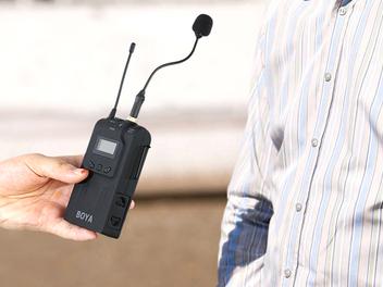 採訪╳ 廣告╳ENG╳攝影愛好者╳記者收音必備 - 博雅(BOYA)全系列收音裝備正式抵台銷售!!