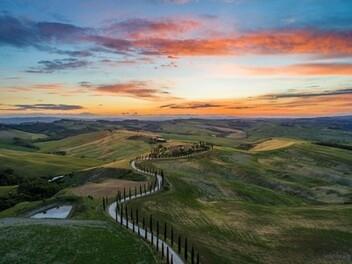 6個關於風景攝影的構圖技巧