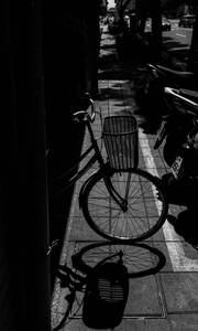 違停得理所當然的腳踏車