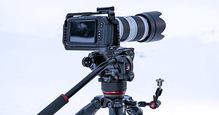 Manfrotto 全新504X油壓錄影雲台發佈,專為動態影像工作者而生