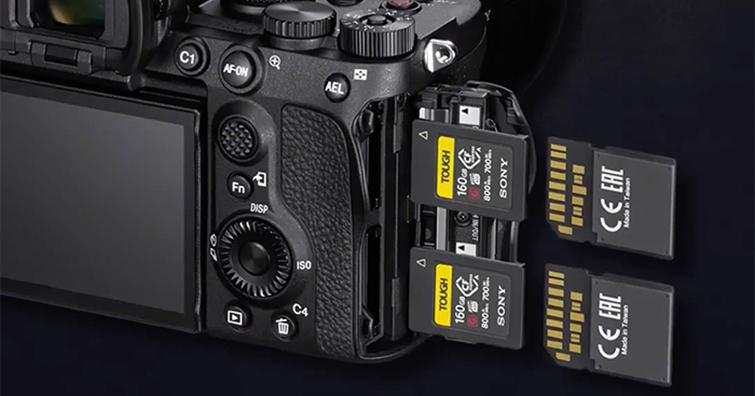 【乳摸】Sony A7S III支援複合式雙記憶卡,選單也變直式而且還可以觸控了!
