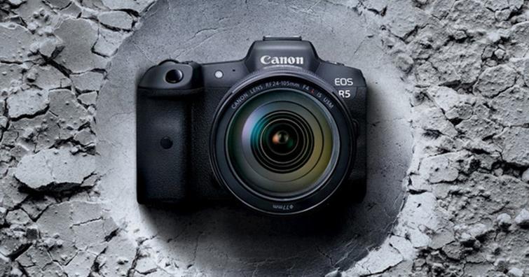 【乳摸】Canon即將發布EOS R5的最新韌體更新,可能導入Cinema RAW Light選項?