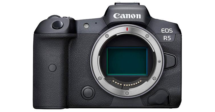 【乳摸】R5高畫素版本?傳聞Canon 可能將推出EOS R5s