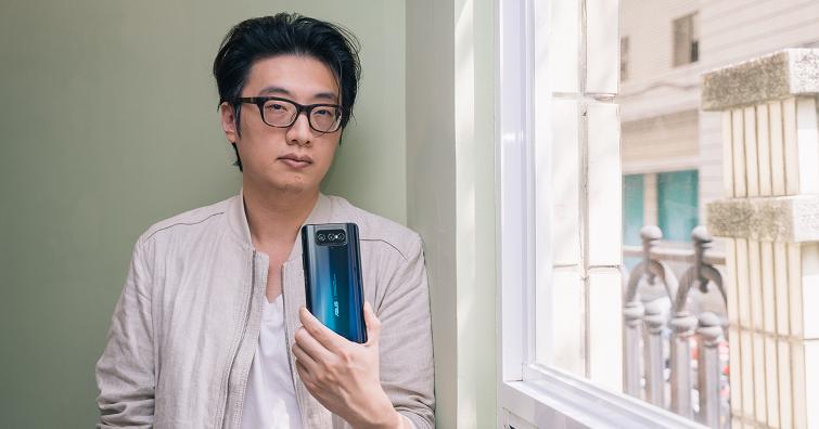 翻轉鏡頭更利於捕捉生活中的各種美好!不只是個攝影大叔Charles暢談ASUS ZenFone 7使用心得