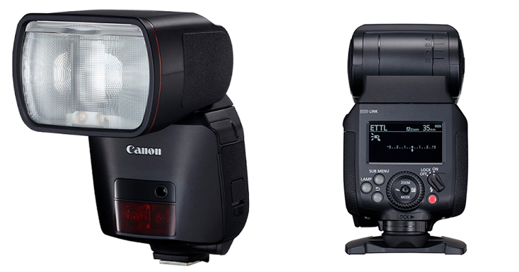 Canon發佈紅線圈旗艦級閃光燈SPEEDLITE EL-1,建議售價約32K