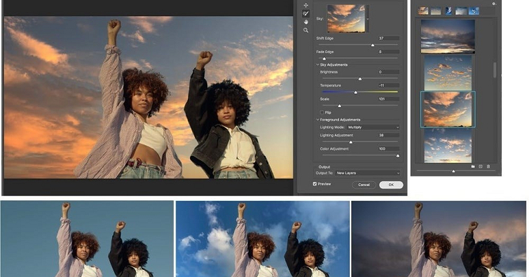 Adobe MAX 2020 創新大會:Photoshop桌面版及 iPad 版的 AI功能再進化