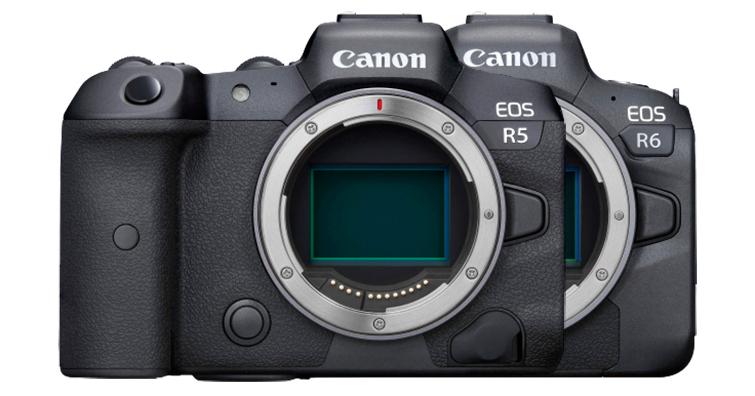 【乳摸】Canon將於2021年第一季發布EOS R5、R6重大韌體更新