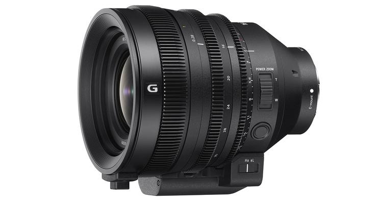 Sony FE C 16-35mm T3.1 G-E 接環全片幅大光圈廣角變焦電影鏡頭在台上市,建議售價 NT179,980