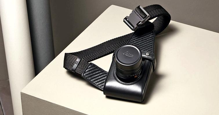徠卡相機攜手Zegna推出全新聯名系列商品,將於2020年12月全球發售