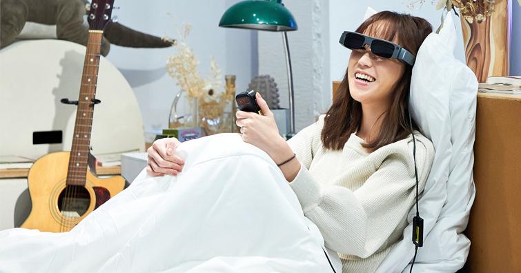 看見「真」未來!Epson「次視代 智慧眼鏡」BT-40/BT-40S進化上市