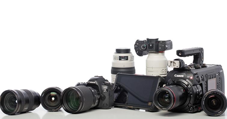 2020 LensRentals攝影器材租賃排行榜TOP 20