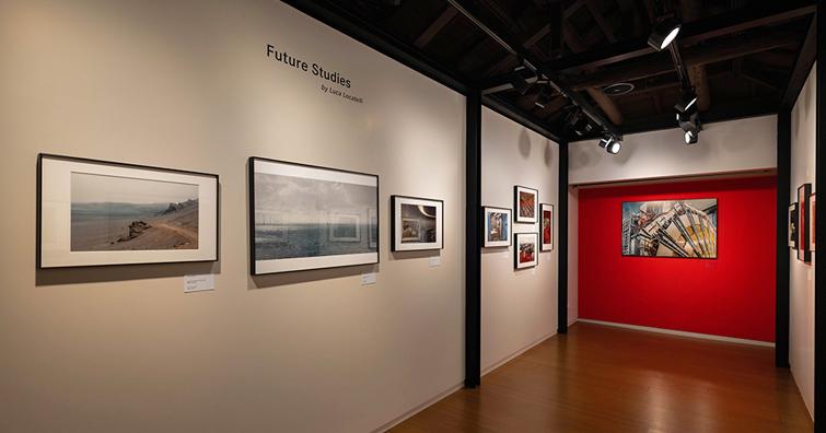 凝望現在,釋放未來 Luca Locatelli《Future Studies 未來研究》攝影特展