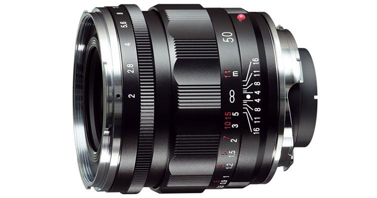福倫達APO-LANTHAR 50mm F2 ASPH VM將於1月27日發售,建議售價NT$ 32,000