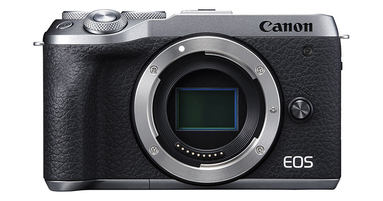 Canon推出EOS M6 Mark II最新韌體更新Ver.1.1.1!改善間隔計時拍攝問題