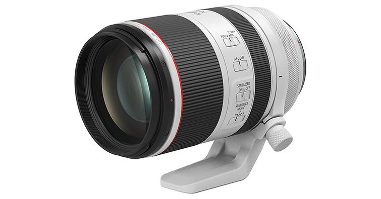 Canon發布RF 70-200mm F2.8 L IS USM和RF 100-500mm F4.5-7.1 L IS USM最新韌體更新