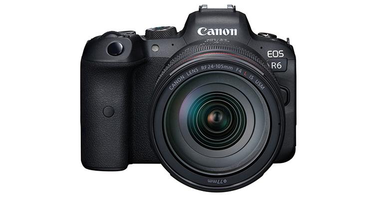 Canon發布EOS R6最新韌體Ver.1.3.1,先前有更新Ver.1.3.0的趕快再次更新吧!