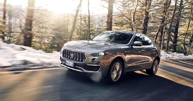 【戶外生活】Maserati The new Levante 性能與品味兼具,喚醒遠遊的嚮往